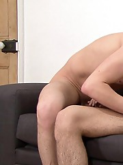 What a fine example of some natural, super-horny man sex we have for you today... the totally delicious Luke D with his big fat uncut 8.5 inches gets