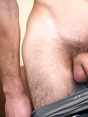 College Stud Stroking